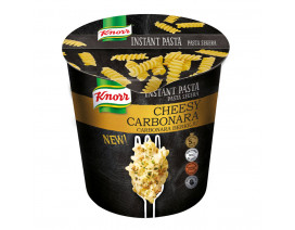 Knorr Instant Cup Pasta Cheesy Carbonara - Case