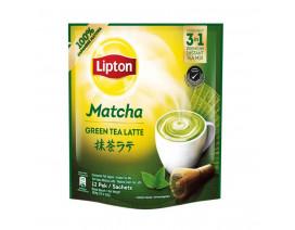Lipton 3 in 1 Matcha Green Tea Latte - Case