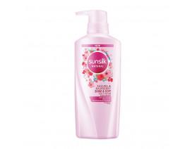 Sunsilk Natural Sakura & Raspberry Shampoo - Case