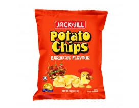 Jack 'n Jill Potato Chips Barbecue - Case