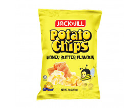 Jack 'n Jill Potato Chips Honey Butter - Case