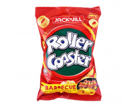 Roller Coaster BBQ - Case