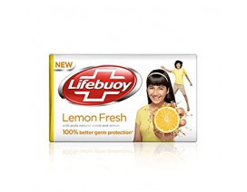 Lifebuoy Lemon Fresh Bar Soap - Case