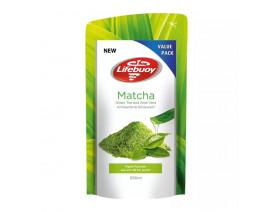Lifebuoy Matcha Green Tea & Aloe Anti-Bacterial Body Wash Refill - Case