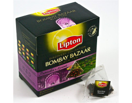 Lipton Bombay Bazaar Black Tea - Case
