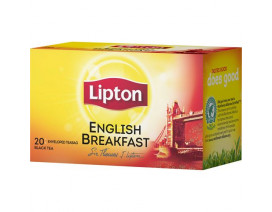Lipton Black Tea Daring English Breakfast - Case