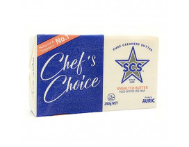 SCS Pure Creamery Unsalted Butter (FS) - Case