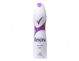 Rexona Women Free Spirit Spray Deodorant - Case