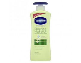 Vaseline Intensive Care Aloe Soothe Lotion - Case