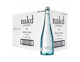 Nakd Glass Sparkling Water - Case