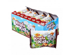 Kola Kids Biscuits with Chocolate Filling - Case