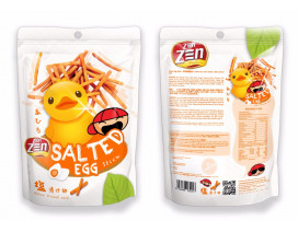 Zen Zen salted egg Stick  - Case