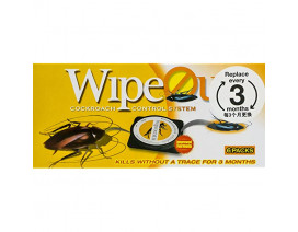 Wipeout Cockroach Control System - Case