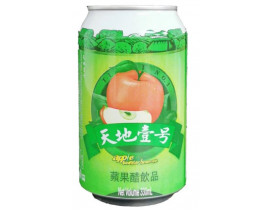 Tian Di No.1 Apple Vinegar Cider Canned Drink - Case