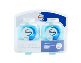 Walch Anti-Bacterial Foaming Hand Wash Refill Pack - Case