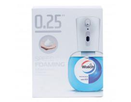 Walch Speed Foaming Automatic Dispenser + Walch Anti-Bacterial Foaming Handwash Refreshing Refill Pack - Case