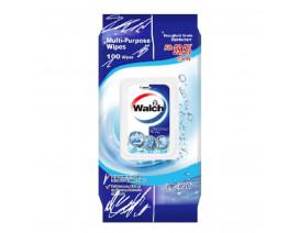 Walch Disinfectant Wipes Aqua Fresh - Case