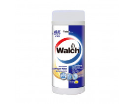 Walch Disinfectant Wipes Fresh Lemon - Case