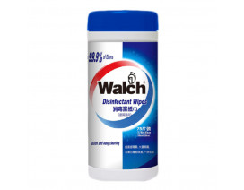 Walch Disinfectant Wipes Original - Case