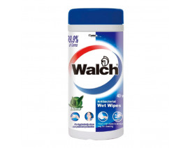 Walch Wet Wipes - Case