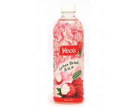 Yeo's Lychee Drink - Case