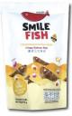 Smile Fish Salted Egg Crispy Salmon Skin Snack - Case