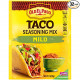 Old El Paso Seasoning Mix Taco - Case