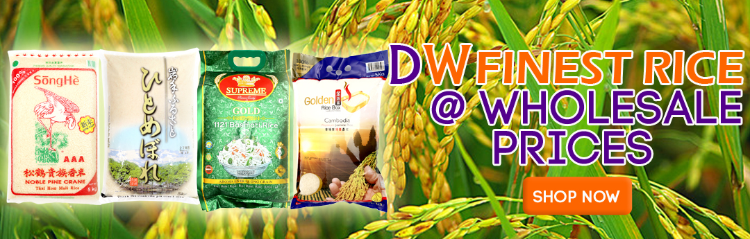 DW Rice Wholesale