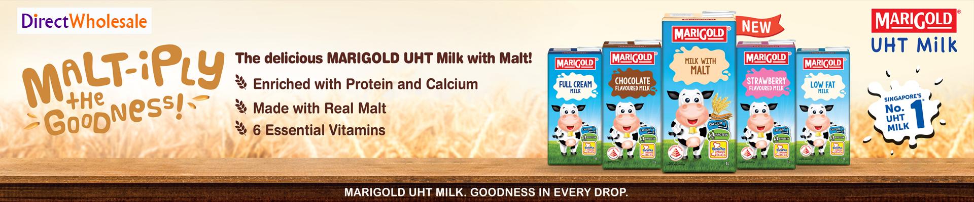 Online Wholesale UHT Milk, Milk Drinks & Powder in SG