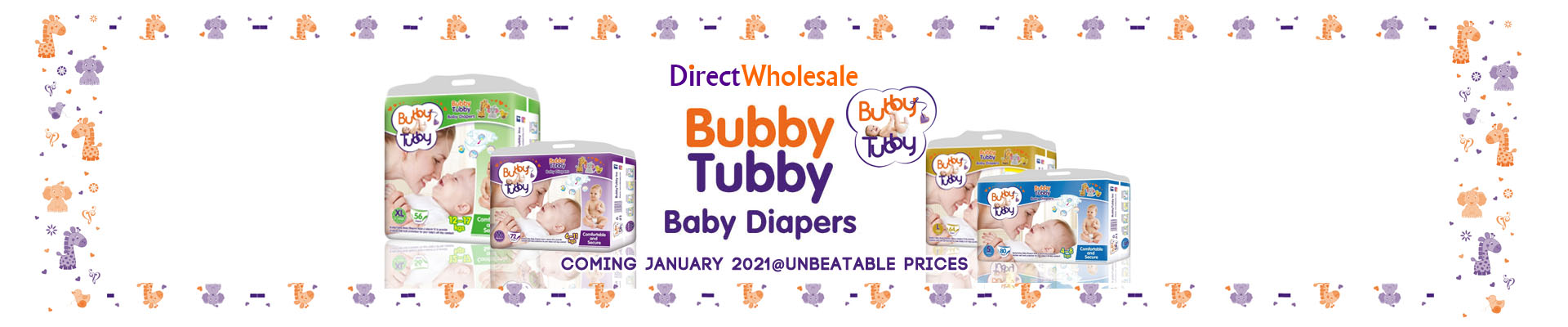 DW Bubby Tubby